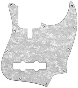 Sire V7 Bass Pickguard White Pearloid