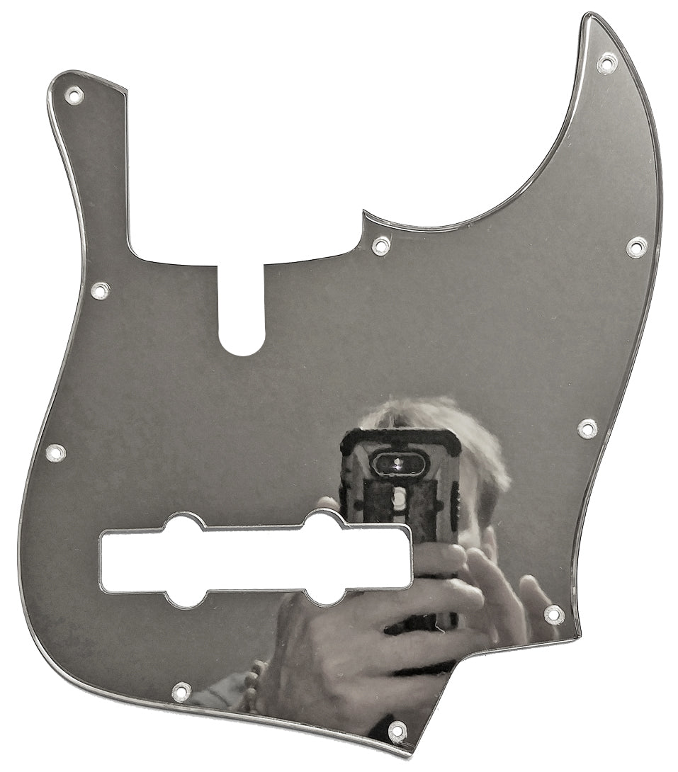 Sire V7 Bass Pickguard Chrome Mirror