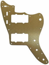 Warmoth Jazzmaster Pickguard Anodized Gold Aluminum