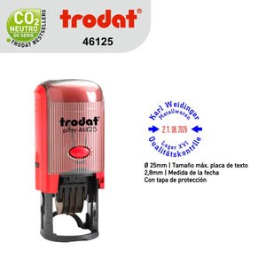Sello Trodat Fechero 46125