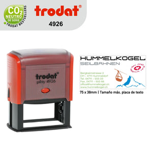 Sello Trodat 4926