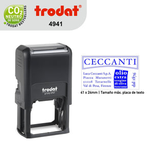 Sello Trodat 4941