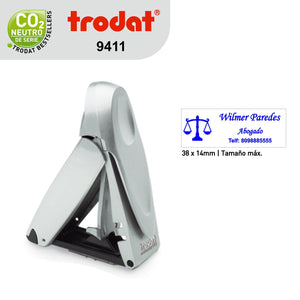 Sello Trodat Pocket Printy 9411
