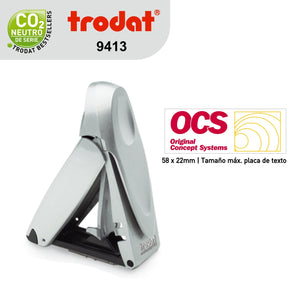Sello Trodat Pocket Printy 9413