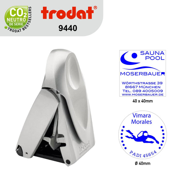 Sello Trodat Pocket Printy 9440