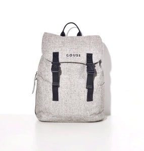 GOUSE - No.1 Grey Backpack High Quality Casual Cool Minimalist Rucksack
