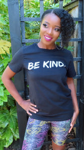 """Be Kind"" slogan T shirt"