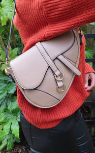 'Saddle' shoulder bag