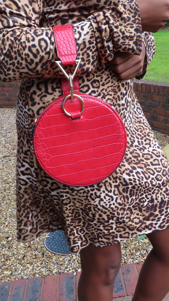 'Big Apple' shoulder bag