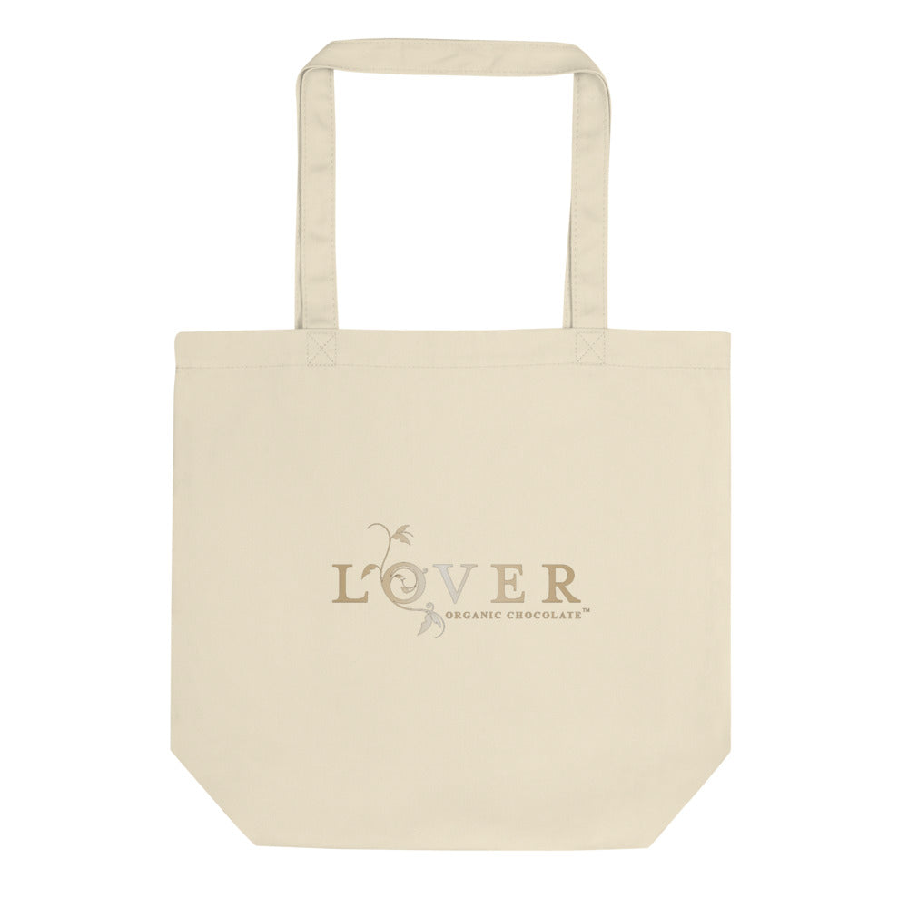 Lover Organic Eco Tote Bag