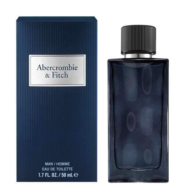 Abercrombie & Fitch First Instinct Blue 50ml EDT Spray