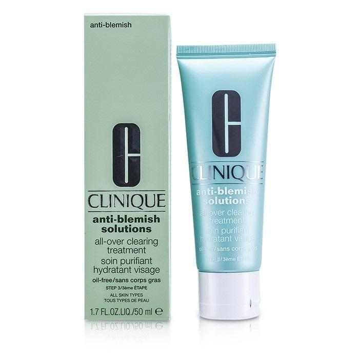 Clinique 50ml Anti-Blemish Solutions All-Over Clearing Treatment
