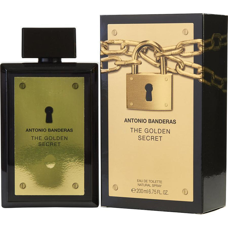Antonio Banderas The Golden Secret 200ml EDT Spray