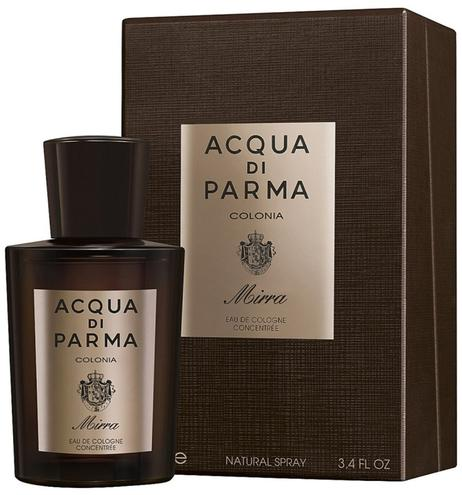 Acqua di Parma Colonia Mirra 100ml EDC Concentree Spray