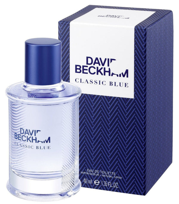 David Beckham Classic Blue 40ml EDT Spray