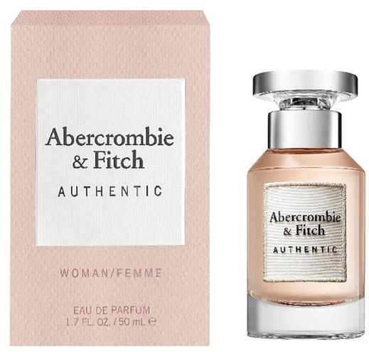 Abercrombie & Fitch Authentic Woman 50ml EDP Spray