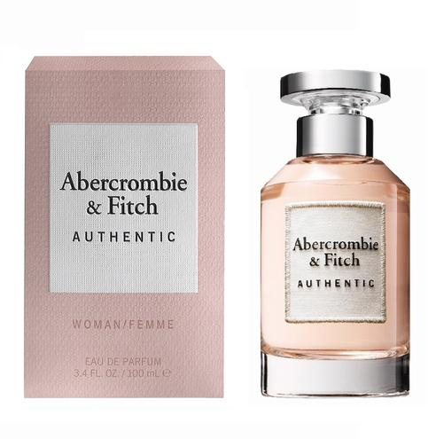 Abercrombie & Fitch Authentic Woman 100ml EDP Spray