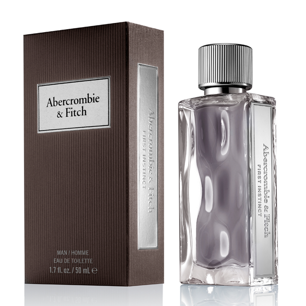 Abercrombie & Fitch First Intinct 50ml EDT Spray