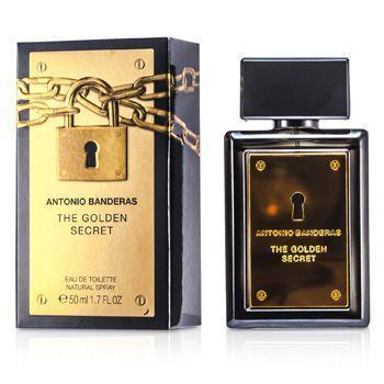 Antonio Banderas The Golden Secret 50ml EDT Spray