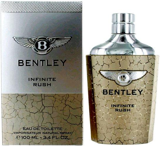 Bentley Infinite Rush 100ml EDT Spray