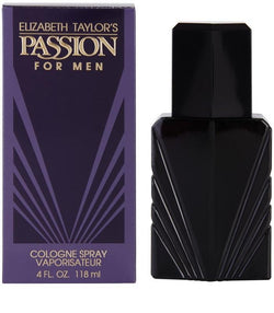 Elizabeth Taylor Passion for Men 118ml EDC Spray