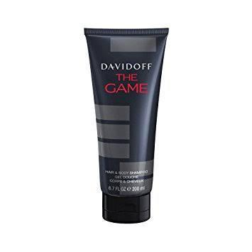 Davidoff The Game 150ml Hair & Body Shampoo
