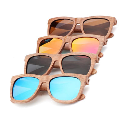 Woodly - Natural Red Dun Polarized Sunglasses