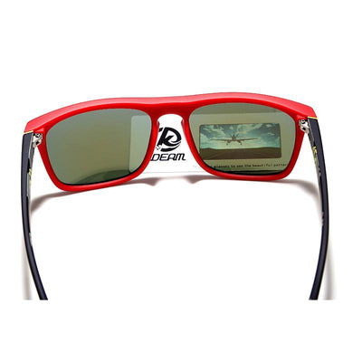 Kaboom - All-fit Mirrored Sunglasses