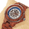 Men Genuine Automatic Watch - Kosso Wooden Watches No Battery Needed - HighStreetPop