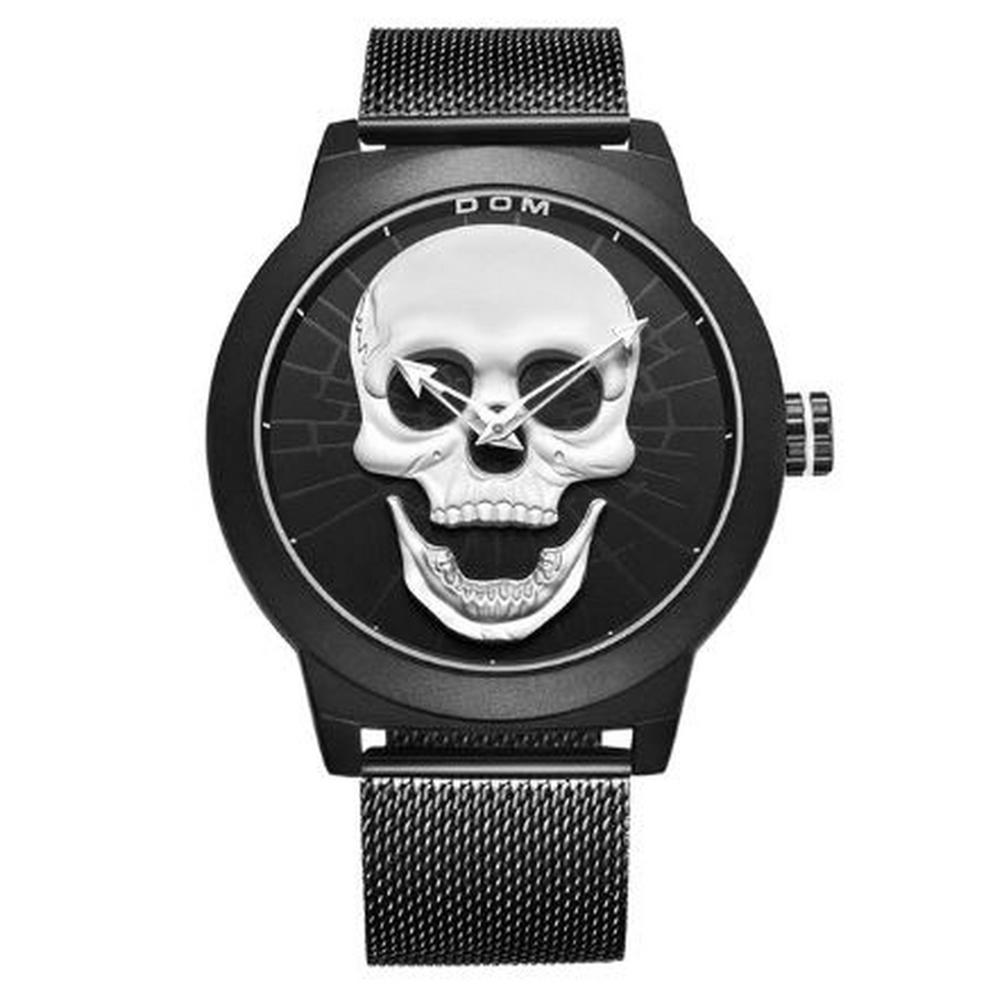 SkullDOM - Creative Watch