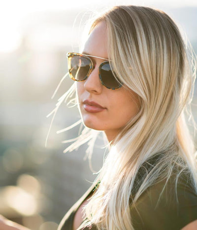 Miramar - Black Sunglasses for Women - HighStreetPop