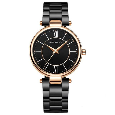 Luxury Fashion Waterproof Women Wrist Watch - HighStreetPop