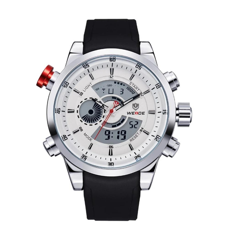 Weide - Dual Display Watch with Quartz Movement