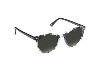 Oxford - Gray Tortoise Sunglasses - HighStreetPop