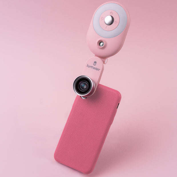 Lumiiair Basic Set (with Wide-angle Lens)