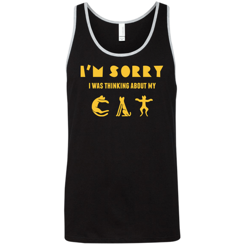 Cat Shirts For Guys Unisex Tank