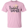 Image of Let's Go Travel The World T-Shirt G200 Gildan Ultra Cotton T-Shirt