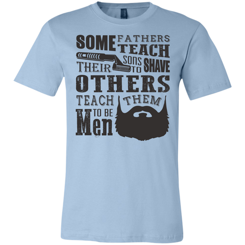 Alpha Beard Shirt Unisex Jersey Short-Sleeve T-Shirt