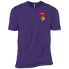 Image of Respect The Chief NL3600 Next Level Premium Short Sleeve T-Shirt