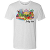 Image of Malaysia Truly Asia T-Shirt NL6010 Next Level Men's Triblend T-Shirt