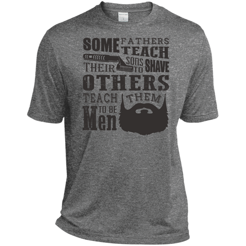May The Beard Be With You Shirt Moisture-Wicking T-Shirt