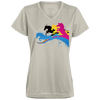 Image of Amazing Horse Shirt 1790 Augusta Ladies' Wicking T-Shirt