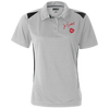 Image of Je t'aime Polo Shirt Ladies' Premier Moisture Wicking Sport T-Shirt