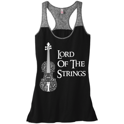 Lord Of The Strings T-Shirt DT265 District Junior Varsity Tank