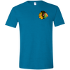 Image of Indian Chief G640 Gildan Softstyle T-Shirt