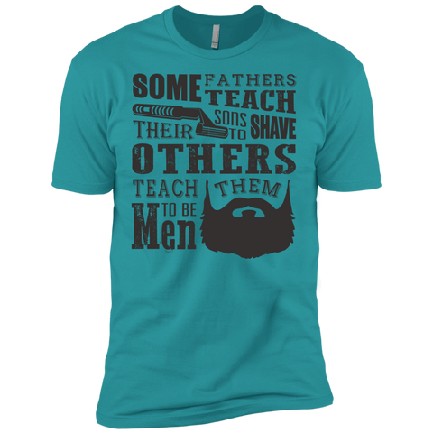 Shirts With Beard Sayings Short Sleeve T-Shirt