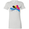 Image of Amazing Horse Shirt 6004 Bella + Canvas Ladies' Favorite T-Shirt