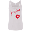Image of Je t'aime 6488 Bella + Canvas Ladies' Relaxed Jersey Tank