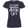 Image of American Horror Story 3516 LAT Ladies' Fine Jersey T-Shirt