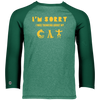 Image of Awesome Cat T Shirts Holloway Men's Typhoon T-Shirt